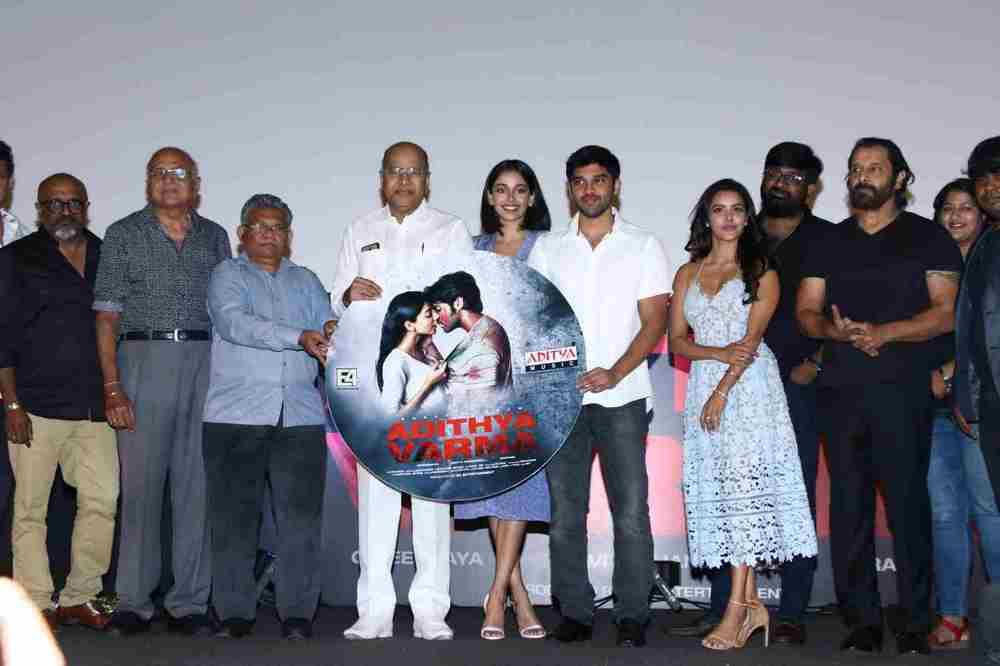 Adhitya Varma Movie Stills