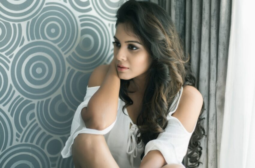 Actress Chandini Stills