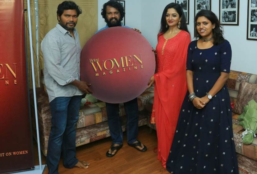 Being Women Digital magazine especially for women Launched