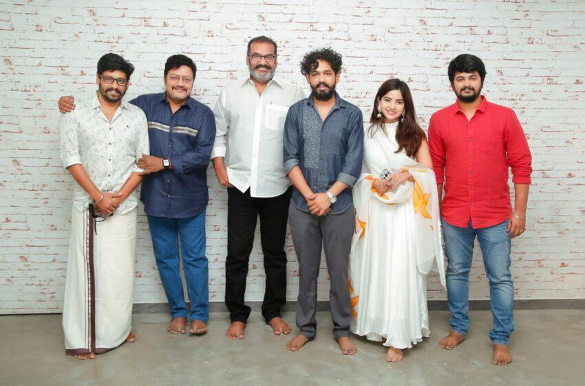 Sathya Jyothi Films Producer T.G. Thyagarajan Presents Anbarivu