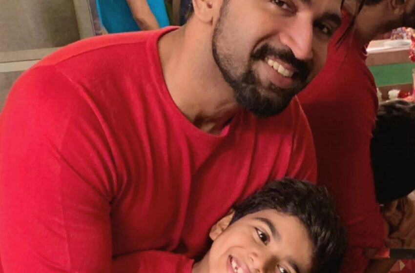 Suriya's banner 2D Entertainment to launch Arun Vijay's son Master Arnav Vijay in a Kids-centric film.