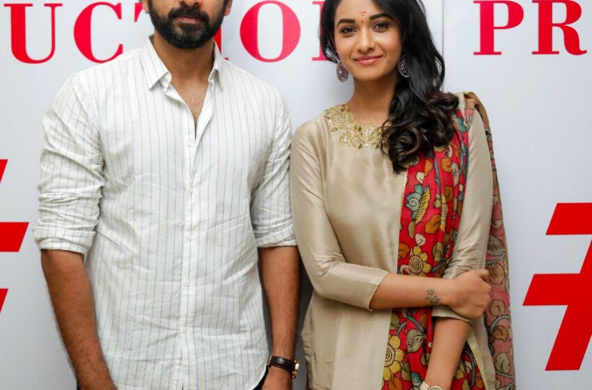 Ashok Selvan, Priya Bhavani Shankar to play lead in film produced by Trident Arts R Ravindran