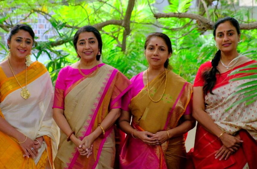 சுஹாசினி மணிரத்னம் உருவாக்கியுள்ள மார்கழித் திங்கள்