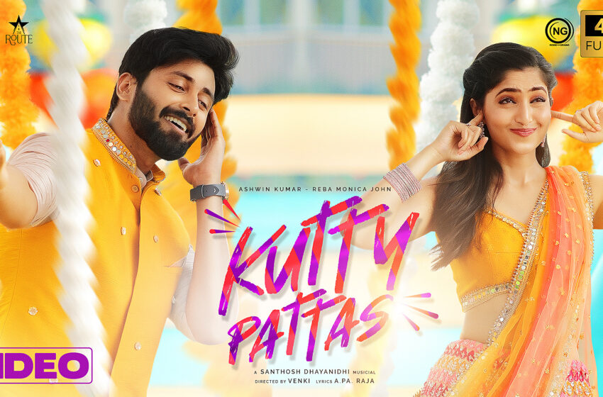 Kutty Pattas Music Video