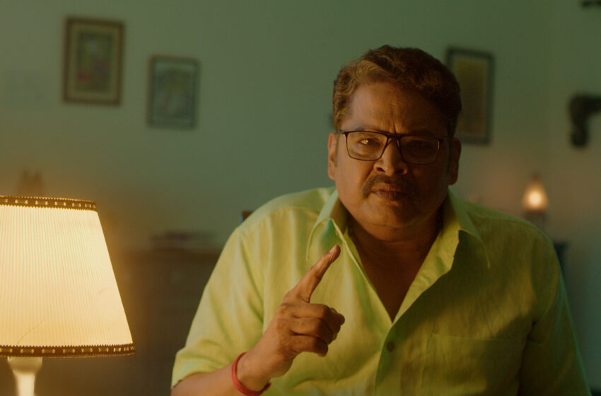 Director KS Ravikumar stars in new Social Drama 'Mathil', a ZEE5 Original Film  Directed by Mithran Jawahar