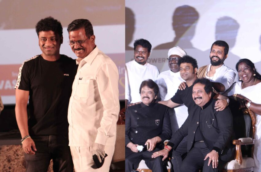 Zee Tamil RockStar launch photos