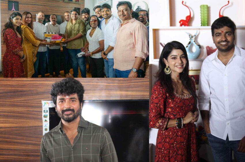 AGS Entertainment' Production No.21 new film: Sathish, Pavithra Lakshmi to make debut as lead actors
