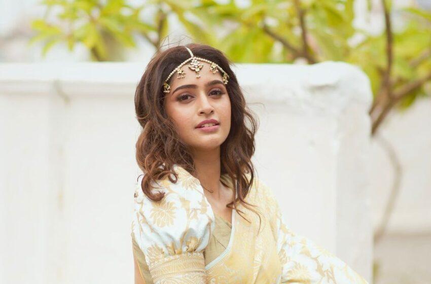 Actress Tanya Ravichandran Exclusive Photos