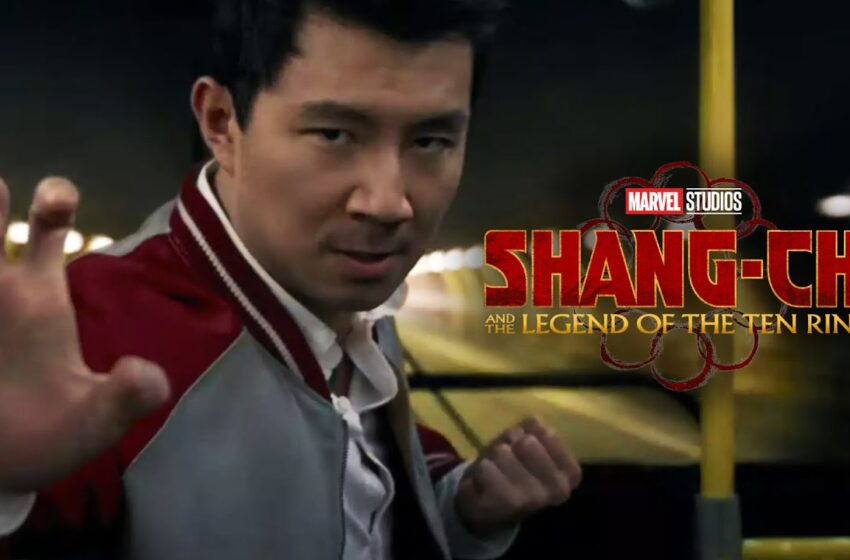 Shang-chi and the legend of ten rings : Ultimate beginning of Marvel phase 2
