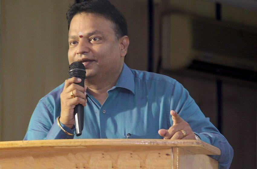 ISHARI GANESH elected President of Tamil Nadu Olympic association