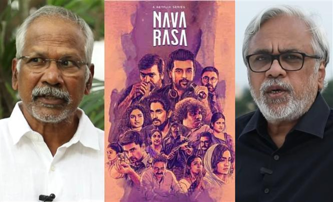 Navarasa anthology benefited 12,000 families of workers in the tamil cinema industry