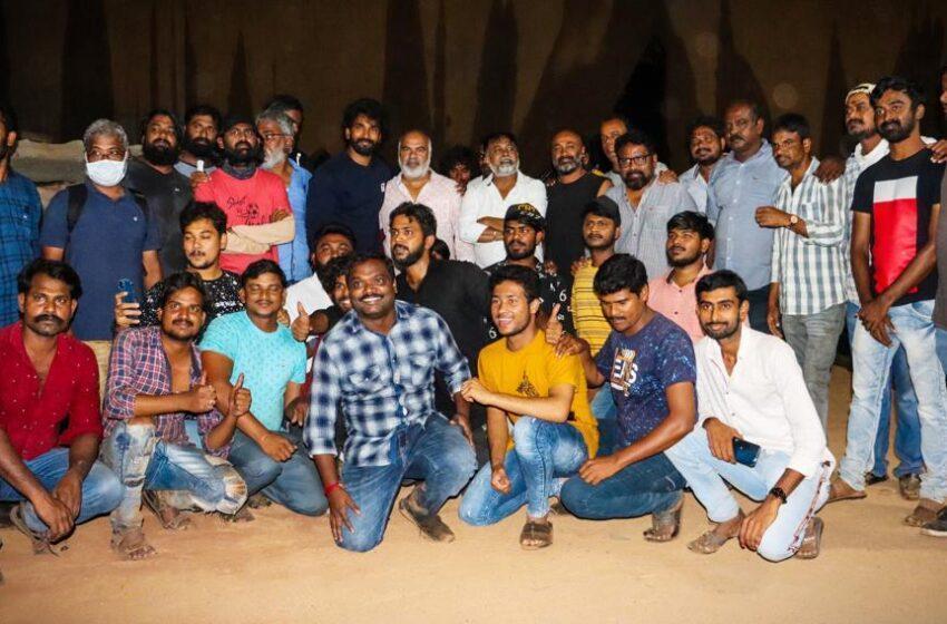 Dir Lingusamy – Srinivasaa Silver Screen's RAPO 19 second schedule wrapped up